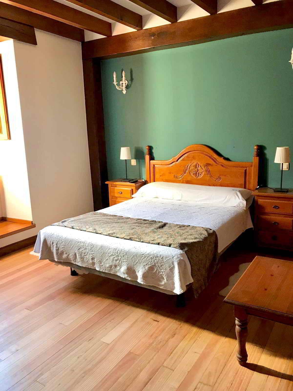 Doble Deluxe con cama supletoria