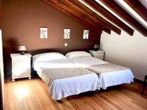 Doble con cama supletoria