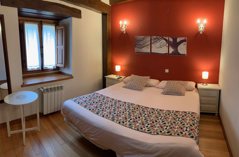 Doble Deluxe con 1 cama grande